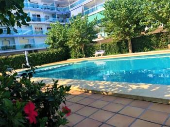 Coqueto apartamento en playa Els Molins - Apartment in Denia
